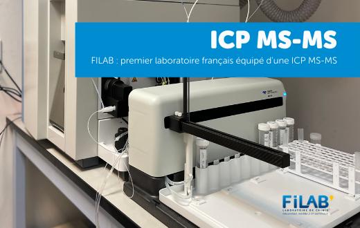 ICP-MS/MS fonctionnement